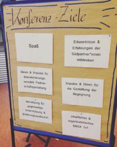 ENSA Auftaktamp Qualifizierungskonferenz in Kirchheim Neues Projektjahr wir kommen! Wirhellip