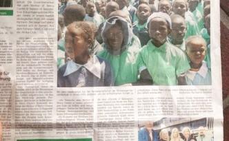 Afrika-Club hilft Kindern und Natur